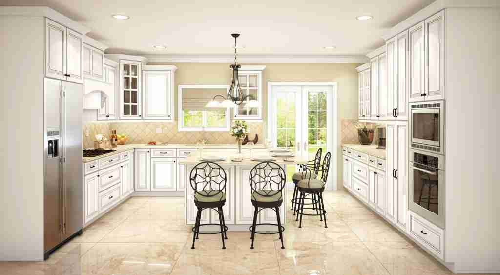 Cubitac Cabinetry Imperial Kitchen Cabinets