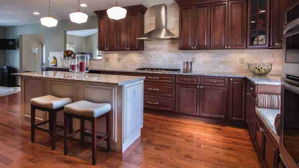 Forevermark Cabinetry Signature Brown Stone