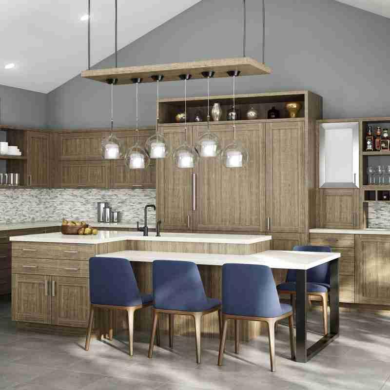 Woodland Cabinetry Artizen Fusion Sedona