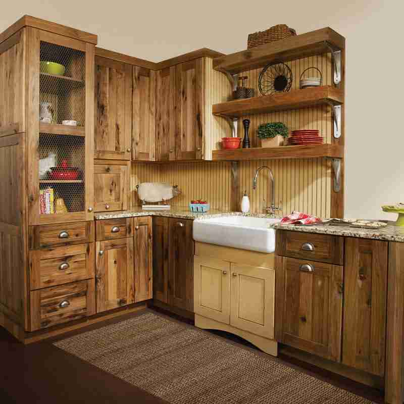 Woodland Cabinetry Farm Stead